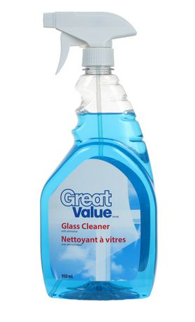 Great Value Glass Cleaner With Ammonia Walmart Ca