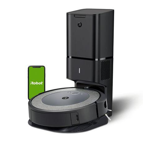 Meilleur aspirateur robot pour tapis - Aspirateur iRobot Roomba i3+