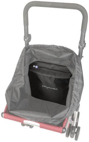 Playmarket Go Two Shopping Trolley Sturdy frame with machine washable bag