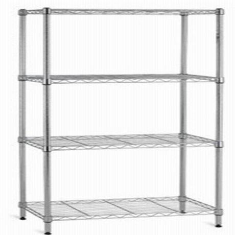 MAINSTAYS 4-Shelf Storage Unit  sc 1 st  Walmart Canada & MAINSTAYS 4-Shelf Storage Unit | Walmart Canada