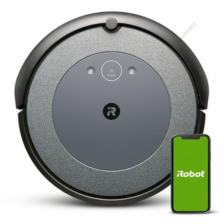 Meilleur aspirateur robot pour poils d'animaux domestiques - Aspirateur iRobot Roomba i3 (3150) Wi-Fi
