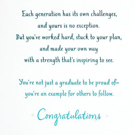 Hallmark high school graduation greeting card an example for others hallmark high school graduation greeting card an example for others to follow m4hsunfo