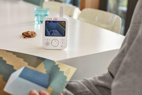 Écran de surveillance numérique pour bébé Avent de Philips - SCD630/37 - image 2 de 3