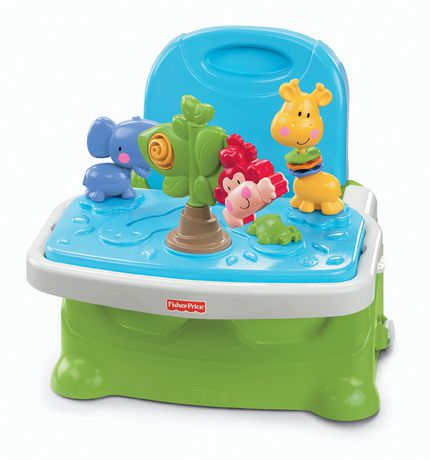 Fisher-Price Discover 'n Grow™ Busy Baby Booster   Walmart ...