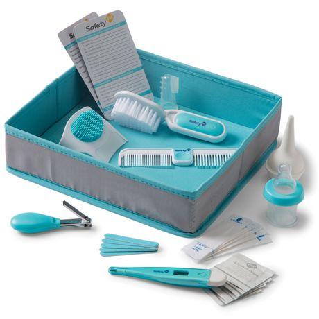 Trousse de soins et de toilette IH3400300 Ready! de Safety 1st pour bébés  en pleine ... bc9f7e73d3f