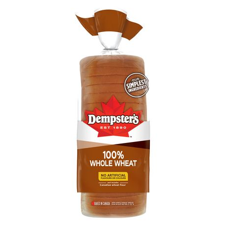Dempster's®  100% Whole Wheat Bread - image 2 of 7