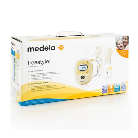 Medela Freestyle Double Electric Breast Pump Walmart Canada