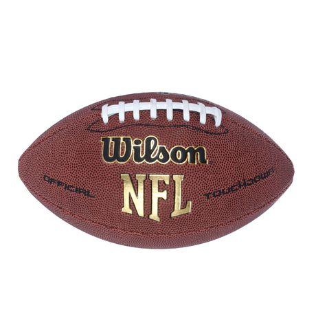 Wilson Nfl Touchdown Football Walmart Canada