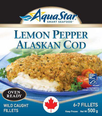 Morue De L'Alaska Au Poivre Et Citron - image 1 de 1