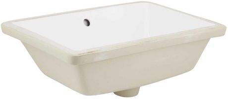 American Imaginations 18.25-in. W Undermount Sink Set White - image 4 of 8