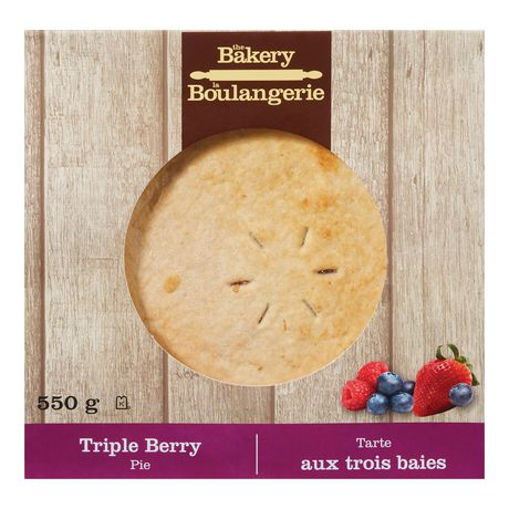 The Bakery Triple Berry Pie - image 2 of 4