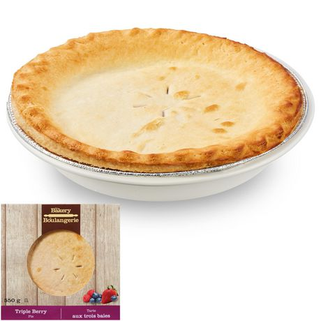 The Bakery Triple Berry Pie - image 1 of 4