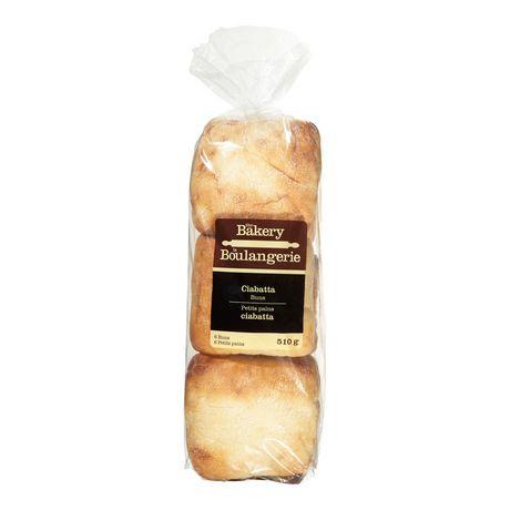 The Bakery Ciabatta Buns - image 2 of 3