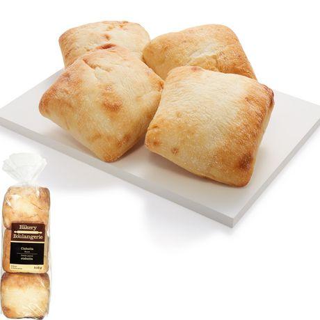 The Bakery Ciabatta Buns - image 1 of 3