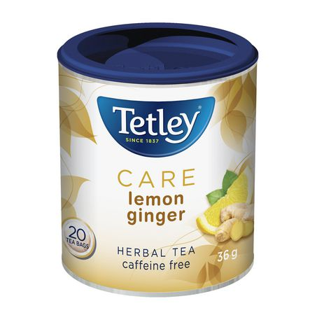Tetley Care Lemon Ginger - image 1 of 1