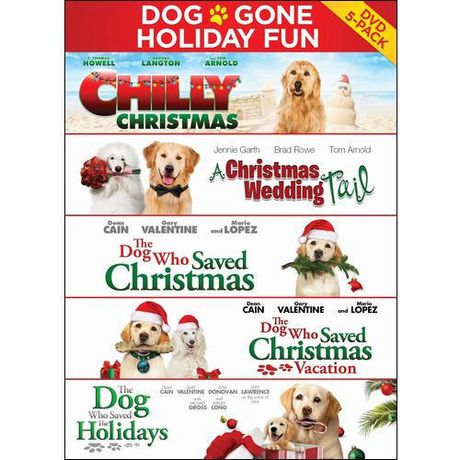 Dog-Gone Holiday Fun Gift Set: Chilly Christmas / A Christmas ...