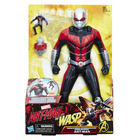 Marvel Ant-Man and the Wasp - Ant-Man Attaque miniaturisée - image 1 de 5