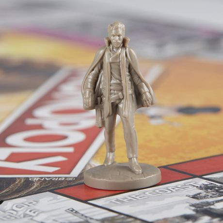 Monopoly Game: Star Wars Edition - image 5 of 7