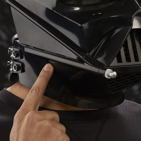 Star Wars The Black Series Darth Vader Premium Electronic Helmet - image 4 of 7