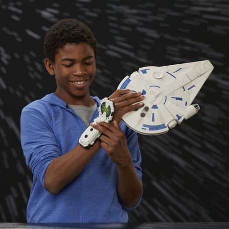 Star Wars Force LINK 2.0 Millennium Falcon with Escape Craft - image 3 of 6