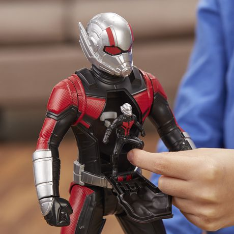 Marvel Ant-Man and the Wasp - Ant-Man Attaque miniaturisée - image 4 de 5