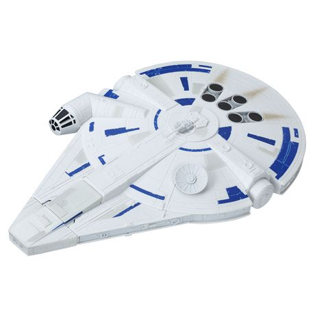 Star Wars Force LINK 2.0 Millennium Falcon with Escape Craft - image 2 of 6