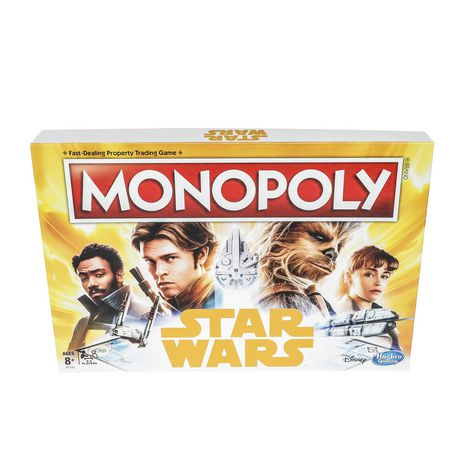 Monopoly Game: Star Wars Edition - image 1 of 7