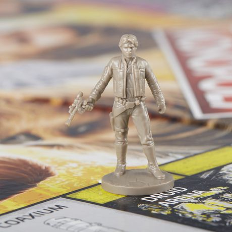 Monopoly Game: Star Wars Edition - image 3 of 7