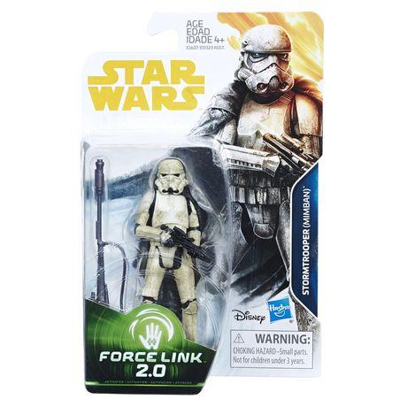 Star Wars Force LINK 2.0 Stormtrooper (mimban) Figure - image 1 of 2