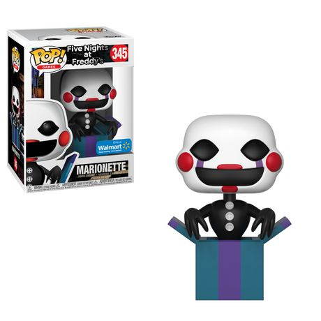 Funko POP! Games: Five Nights at Freddy's - Marionette