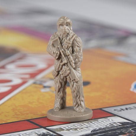 Monopoly Game: Star Wars Edition - image 6 of 7