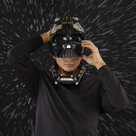 Star Wars The Black Series Darth Vader Premium Electronic Helmet - image 5 of 7