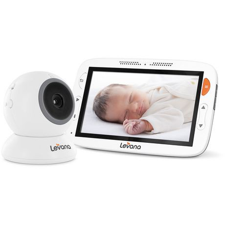 "Levana Alexa 5"" LCD Video Baby Monitor | Walmart Canada"