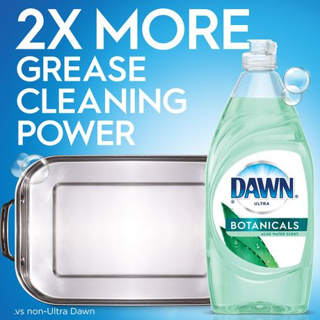 Dawn Ultra Escapes Dishwashing Liquid, New Zealand Springs - image 4 of 6
