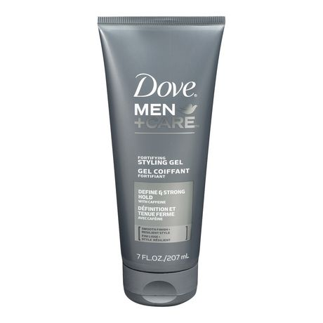 Dove Men+Care® Gel coiffant fortifiant Define & Strong Hold, caféine - image 2 de 5