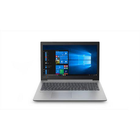 "Lenovo ideapad 330 81DE00LAUS 15.6"" Laptop with Intel Core i3-8130U 2.2 GHz Processor, Platinum Grey - image 1 of 5"