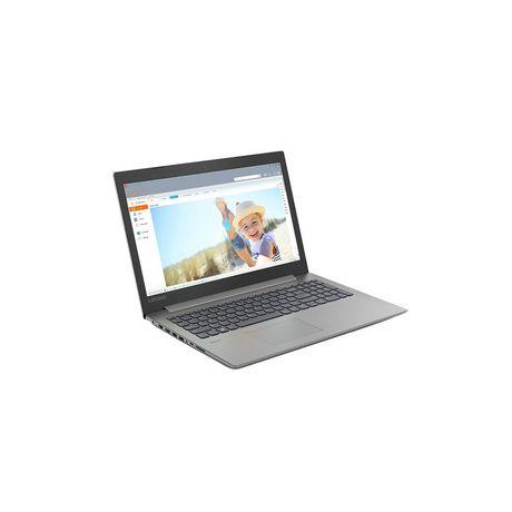"Lenovo ideapad 330 81DE00LAUS 15.6"" Laptop with Intel Core i3-8130U 2.2 GHz Processor, Platinum Grey - image 2 of 5"