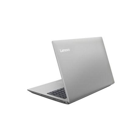 "Lenovo ideapad 330 81DE00LAUS 15.6"" Laptop with Intel Core i3-8130U 2.2 GHz Processor, Platinum Grey - image 3 of 5"
