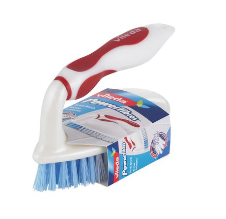 Vileda Scrub Brush - Powerfibres - image 1 of 2
