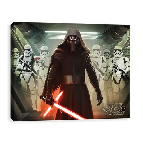 D coration murale artissimo designs we are the dark side for Decoration murale walmart