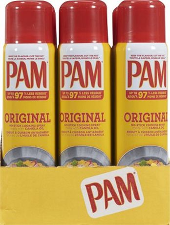 PAM Original Cooking Oil Spray  Case Pack - image 1 of 4