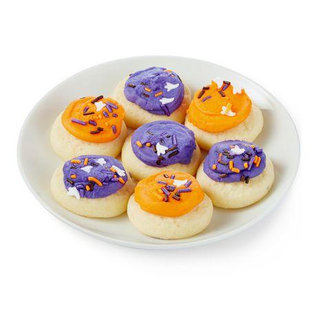 Kimberley's Bakeshoppe Halloween Mini Frosted Soft Sugar Cookies - Vanilla - image 3 of 4