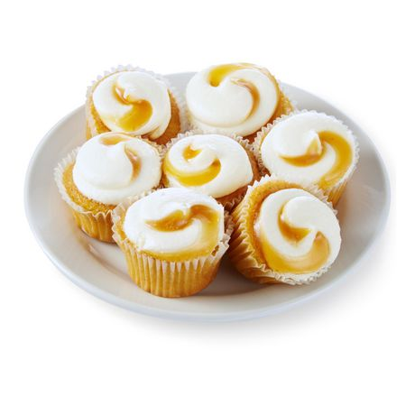 two-bite® Pumpkin Spice Cupcakes - image 3 of 4