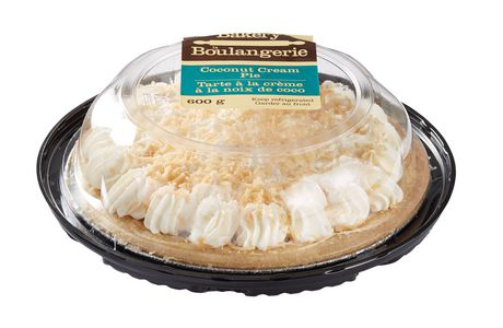 The Bakery Coconut Cream Pie - image 2 of 2