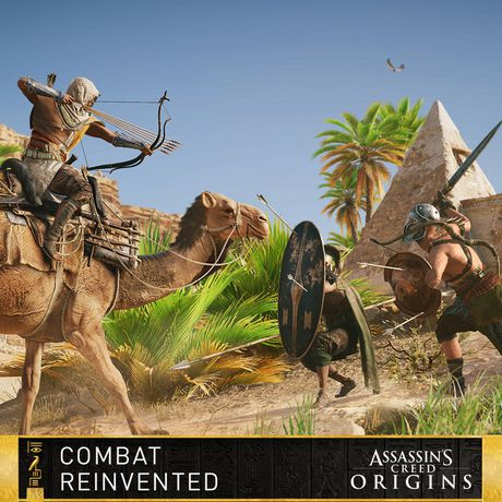 Assassin S Creed Origins Ps4 Walmart Canada