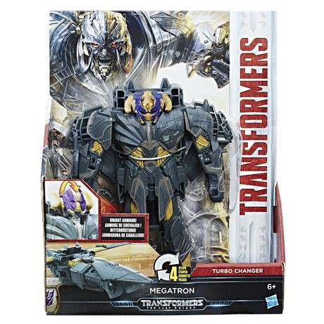 transformers le dernier chevalier megatron turbo changer armure de chevalier walmart canada. Black Bedroom Furniture Sets. Home Design Ideas