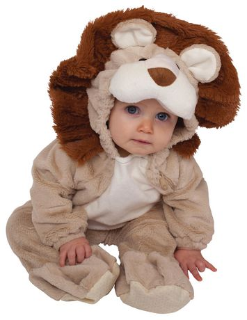 LION INFANT COSTUME - image 1 of 1