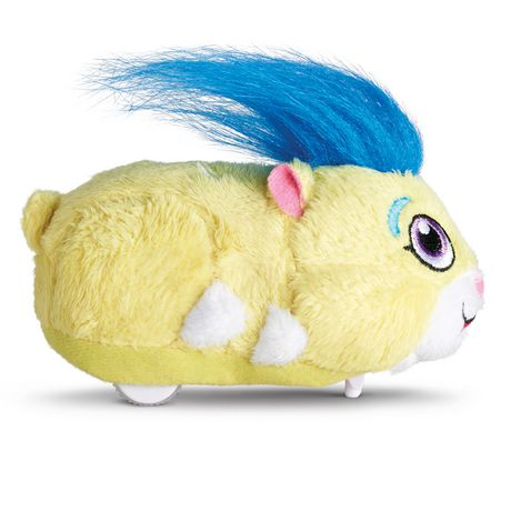 """Zhu Zhu Pets - Rocky, Furry 4"""" Hamster Toy with Sound And Movement - image 4 of 4"""