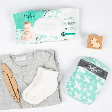 Rascal + Friends Sensitive Baby Wipes - image 7 of 8