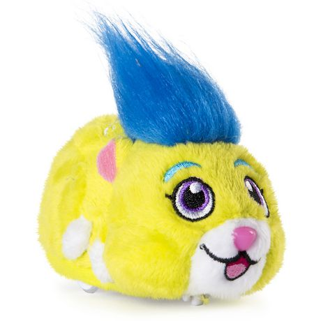 """Zhu Zhu Pets - Rocky, Furry 4"""" Hamster Toy with Sound And Movement - image 1 of 4"""